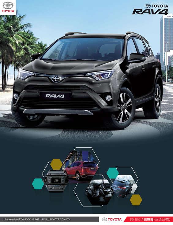 Ofertas de Toyota, Toyota Rav4