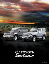 Toyota Land Cruisser 76