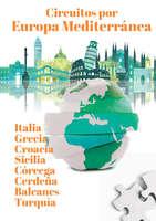 Ofertas de Europamundo, Circuitos Europa Mediterránea