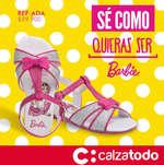 Ofertas de Calzatodo, Colección Barbie