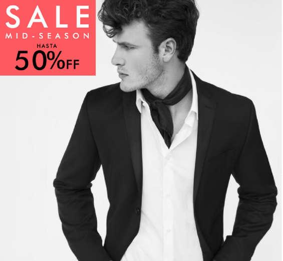 Ofertas de Seven Seven, Sale Hombre - Hasta 50%Off