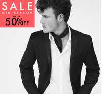Sale Hombre - Hasta 50%Off