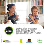 Ofertas de Banco Falabella, CMR Puntos - 6000 a 12000