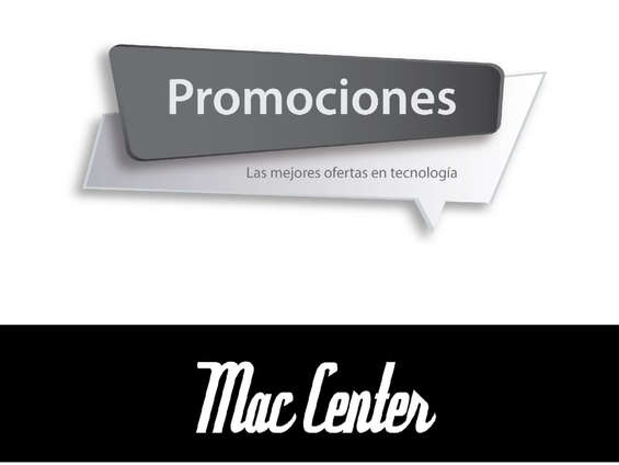 Ofertas de Mac Center, Promociones