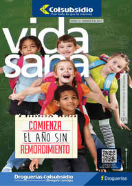 Revista Vida Sana Ed. 121 - Comienza el año sin remordimiento