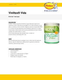 Viniltex Vida