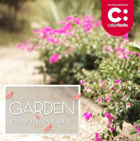 Ofertas de Calzatodo, Colección Garden de Carolina Cruz