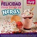 Ofertas de Helados Popsy, La felicidad tiene forma de Nerds