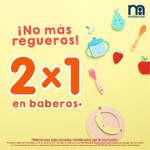 Ofertas de Mothercare, ¡No más regueros! - 2X1 en baberos