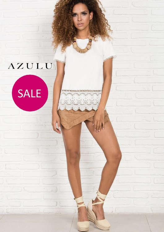 Ofertas de Azulu, AZULU SALE