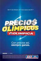 Ofertas de Super Droguerías Olímpica, Precios Olímpicos