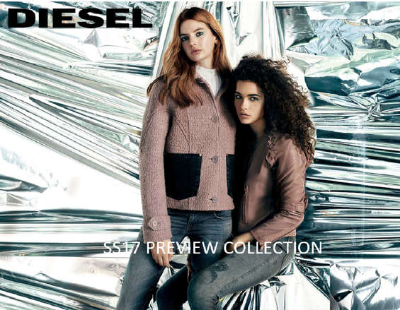 Ofertas de Diesel, Preview Collection - Mujer