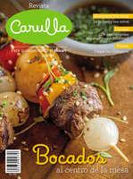 Ofertas de Carulla, Revista Carulla Ed 22 / Bocados al centro de la mesa