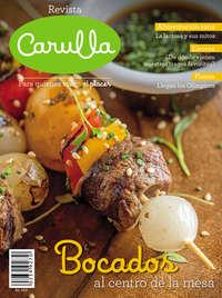 Revista Carulla Ed 22 / Bocados al centro de la mesa