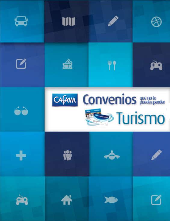 Ofertas de Droguerías Cafam, Convenios Turismo