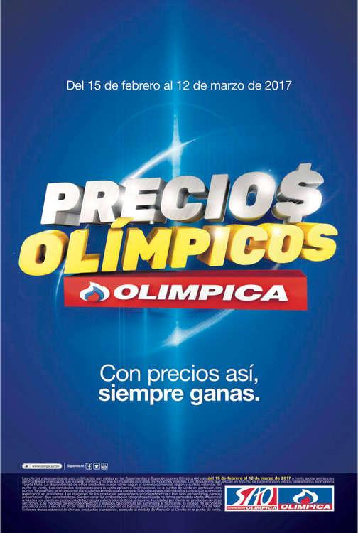 Ofertas de Super Almacenes Olímpica, Precios Olímpicos