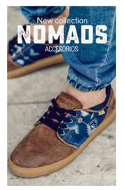 New Collection Nomads . Accesorios