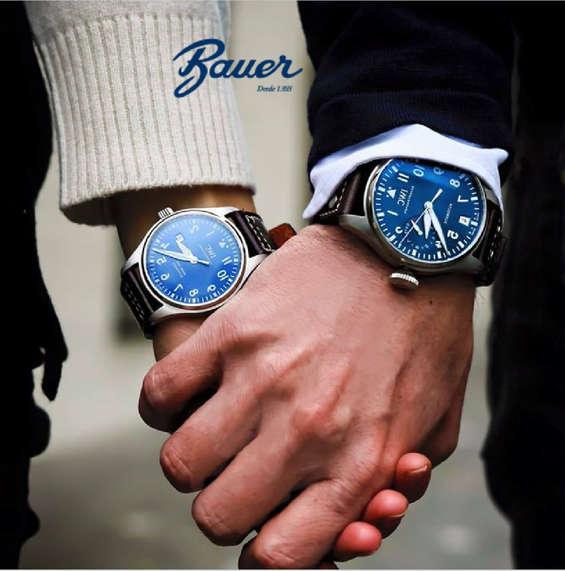 Ofertas de Bauer, Relojes