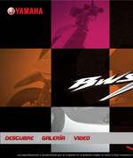 Ofertas de Yamaha Motors, Yamaha BWS X