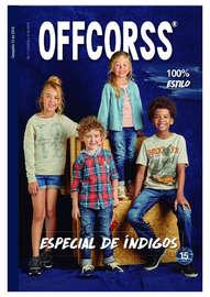 Ofcorss 100% estilo - Especial de índigos