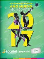 Ofertas de Locatel, Catálogo de puntos - Año nuevo en forma