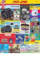 Ofertas de Foto Japón, Catálogo de Cámaras