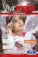 Ofertas de Super Droguerías Olímpica, Vivir mejor - Halloween
