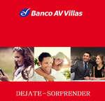 Ofertas de Av Villas, Beneficios tarjetas AV Villas - Déjate sorprender