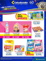 Ofertas de Supermercados Colsubsidio, Celebramos nuestra independencia