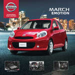 Ofertas de Nissan, March Emotion