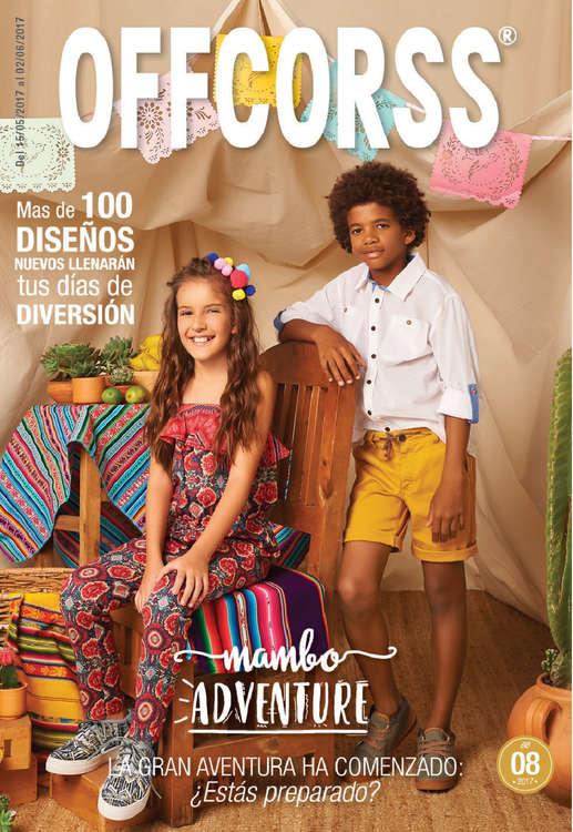 Ofertas de Offcorss, Catálogo Mambo Adventure - Campaña 08 de 2017