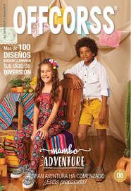 Catálogo Mambo Adventure - Campaña 08 de 2017