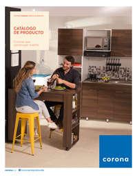 Catálogo Cocinas Corona