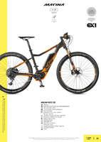 Ofertas de KTM, Catálogo Bicicletas 2017
