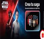 Ofertas de Mc Donald's, Star Wars