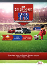 Kia Hands On te lleva a Rusia 2018