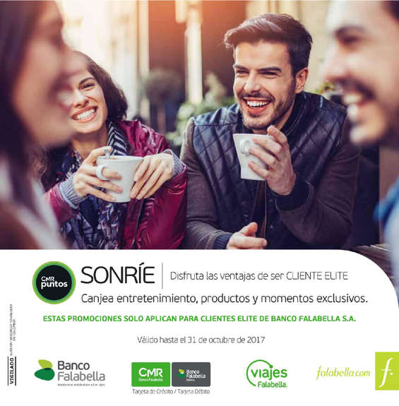 Ofertas de Falabella, Catálogo Cliente Elite - Octubre 2017