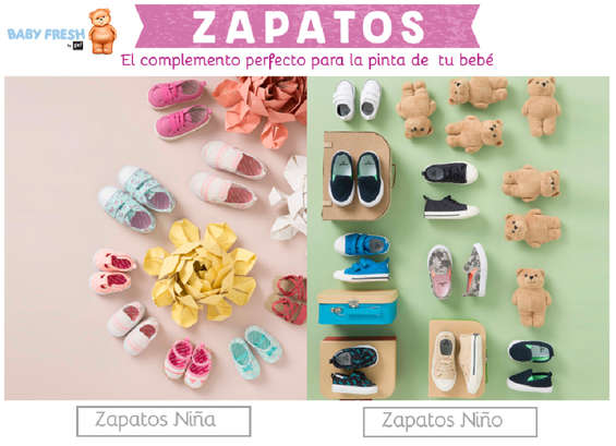Ofertas de Baby Fresh, Zapatos para Niños y Niñas
