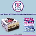 Ofertas de Baskin Robbins, Tortas De Helado