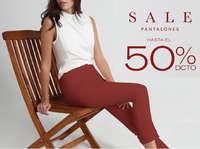 Sale Pantalones - Hasta el 50% de descuento