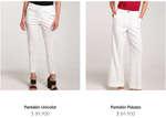 Ofertas de Patprimo, Sale Pantalones - Hasta el 50% de descuento