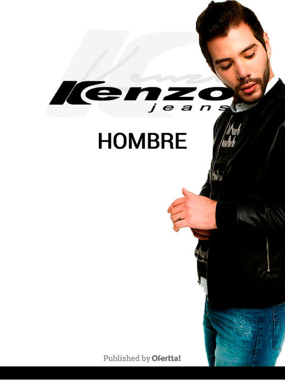Ofertas de Kenzo Jeans, Kenzo hombre