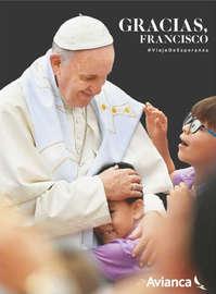 Avianca en Revista, edición especial - Gracias Francisco