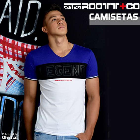 Ofertas de Root + Co, Camisetas