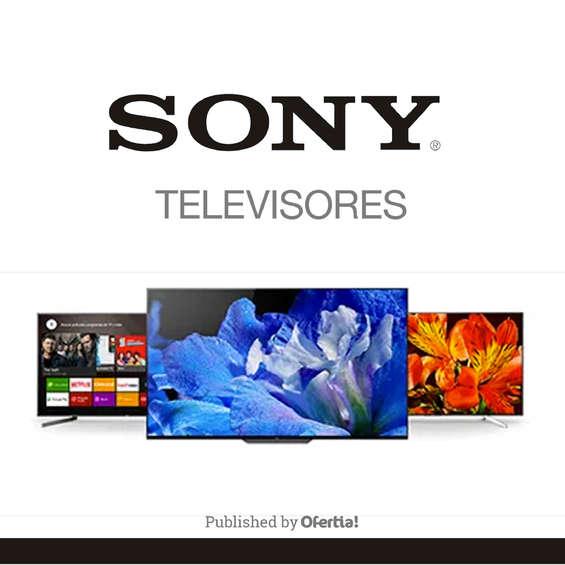 Ofertas de Sony, Sony televisores
