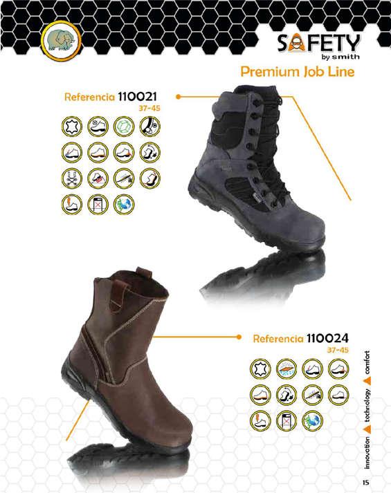 Ofertas de Smith Shoes, Safety by Smith