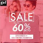 Ofertas de Gef, SALE Hasta 60% dcto