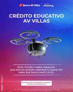 Ofertas de Av Villas, Crédito Educativo