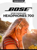 Ofertas de Bose, Bose noise Cancelling