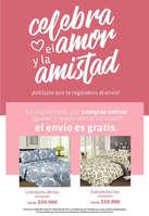 Ofertas de Brissa, Celebra el amor y la amistad, en Septiembre el envío es gratis